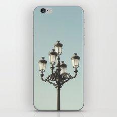 Lamppost iPhone & iPod Skin