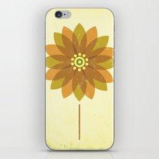 The Sunflower iPhone & iPod Skin
