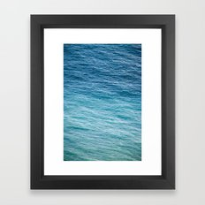 Sea 6415 Framed Art Print