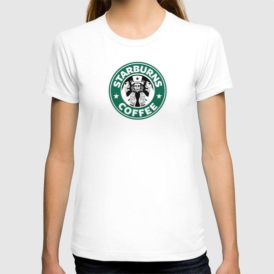 Starburns Coffee T-shirt