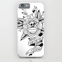 iPhone & iPod Case featuring Get Worse Soon by scoobtoobins