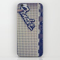 First Song iPhone & iPod Skin