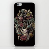 Day of the Dead (Ancient Guardians) iPhone & iPod Skin