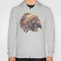 Eagle Chief  Hoody