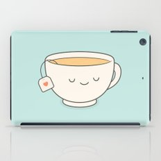 Teacup iPad Case