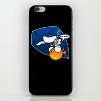 GO, FISH! iPhone & iPod Skin