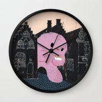 In Bruges I Wall Clock