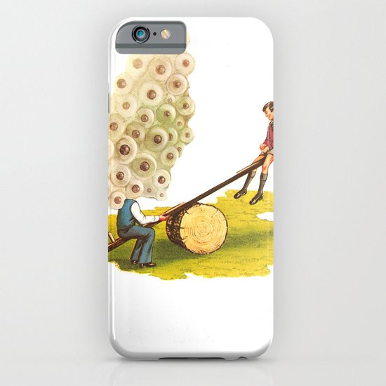Eyeball iPhone & iPod Case