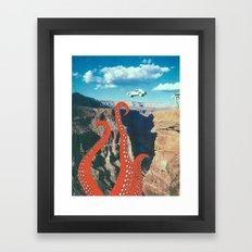 Canyon Framed Art Print