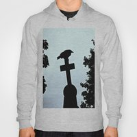 Pere-Lachaise Raven Hoody
