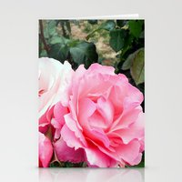Rose #3 Stationery Cards