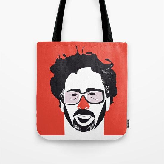 Timothy Walter Burton Tote Bag