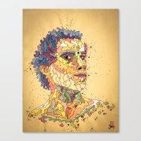 Jartolotl Canvas Print