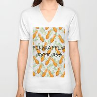 Pineapple Express Unisex V-Neck