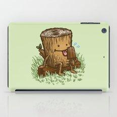 The Popsicle Log iPad Case