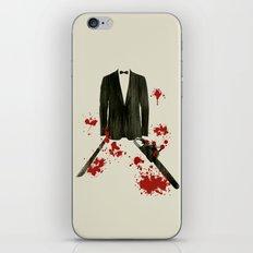 Smoking kills! iPhone & iPod Skin