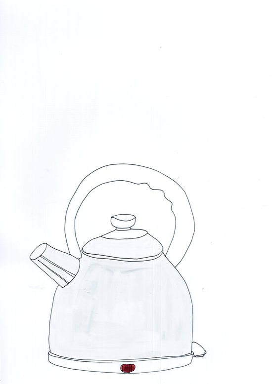 kettle Art Print