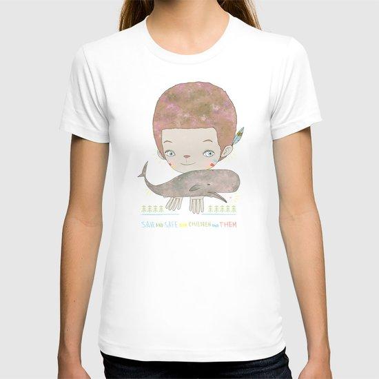 Extinction - SAVE SAFE T-shirt