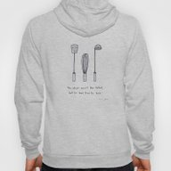 The Whisk Wasn't The Tal… Hoody