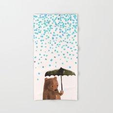 Rain rain go away Hand & Bath Towel