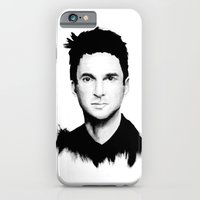 iPhone & iPod Case featuring DAVE by Amanda Mocci
