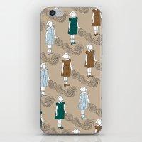 Little Beatrice iPhone & iPod Skin