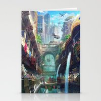 Royal City Escadia  Stationery Cards