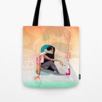 Take Your Time Tote Bag