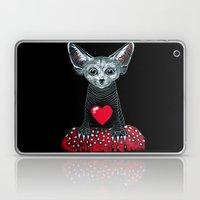 Little Fenek:::Big-heart… Laptop & iPad Skin