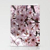 Sakura in Kyoto Stationery Cards