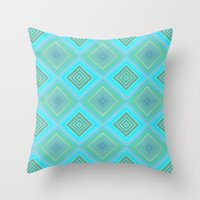 Pattern1 Throw Pillow