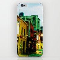 Chinatown Colour iPhone & iPod Skin