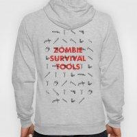 Zombie Survival Tools - Pattern 'o tools Hoody
