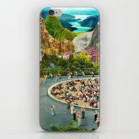 City Center iPhone & iPod Skin