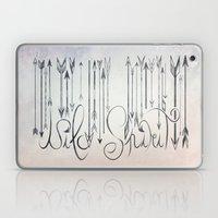 Barcode Wild Spirit  Laptop & iPad Skin
