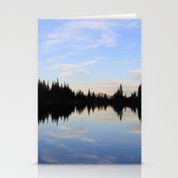 Salmon Lake Stationery Cards