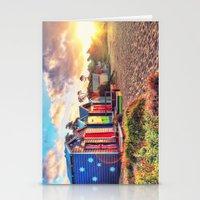Aussie Beach Life Stationery Cards
