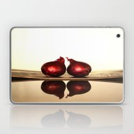 Onions And Reflections  Laptop & iPad Skin