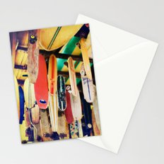 surfs up! Stationery Cards