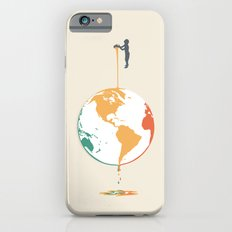 Fill your world with colors iPhone 6s Slim Case