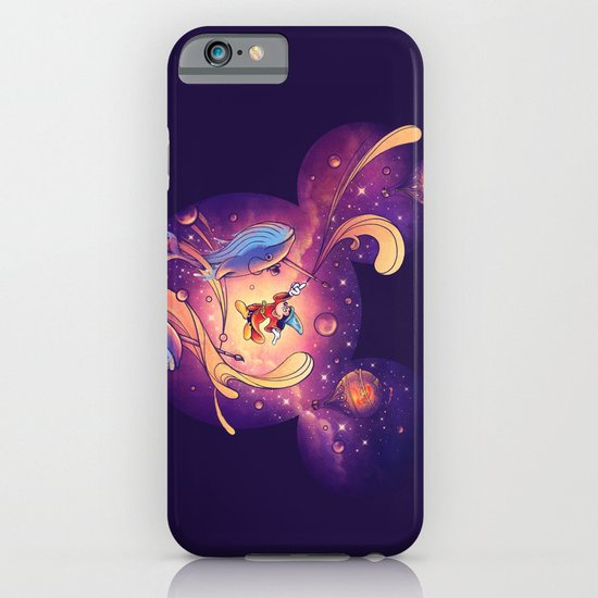 Beyond Your Imagination iPhone & iPod Case