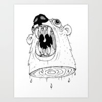 This Bears for you. Art Print