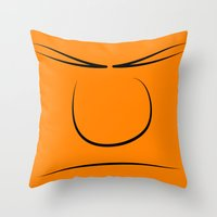 Uncle Pillow Throw Pillow