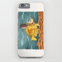 Foxface Rabbit Fish iPhone 6 Slim Case