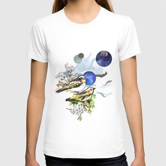 Yellow Birds T-shirt