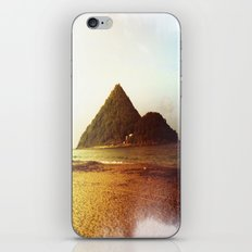 Rainbow Island iPhone & iPod Skin