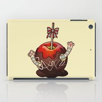 SWEET WORMS 2 - Caramel … iPad Case