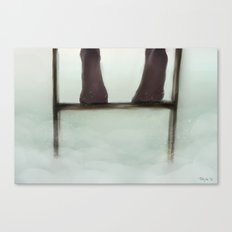 leap Canvas Print