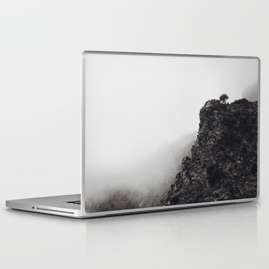 Foggy day Laptop & iPad Skin