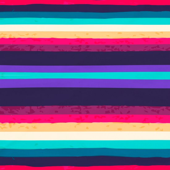 SURF STRIPES Art Print